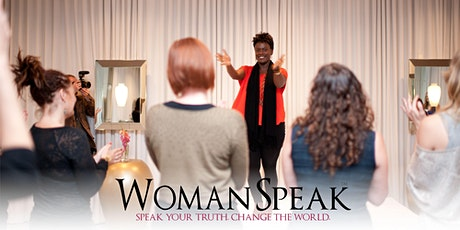 Introducing WomanSpeak™ - Celebrating the Power of Your Voice boletos