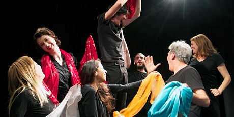 Red Thread Playback Theatre on Zoom - July 17 tickets