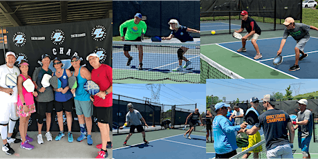 The BC Games Pickleball Registration tickets