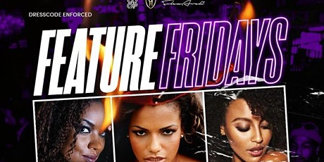 Feature Fridays Every Friday at Area One Eleven tickets