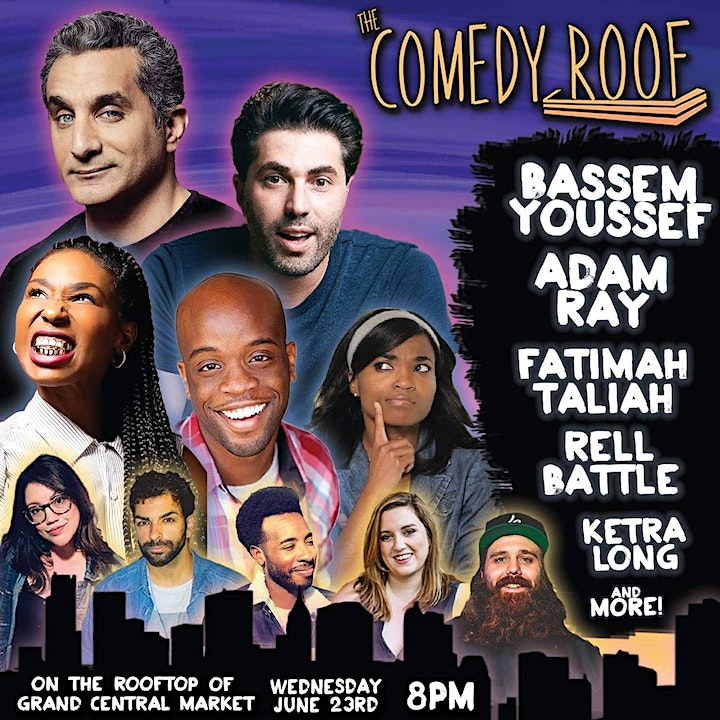 The Comedy Roof image
