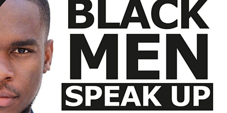 Black Men Speak Up tickets