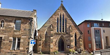 MSZA ŚW. NIEDZIELNA  27/06   g.13:00  kościół  św. Szymona, Glasgow tickets