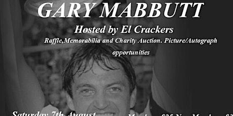 An Evening With GARY MABBUTT tickets