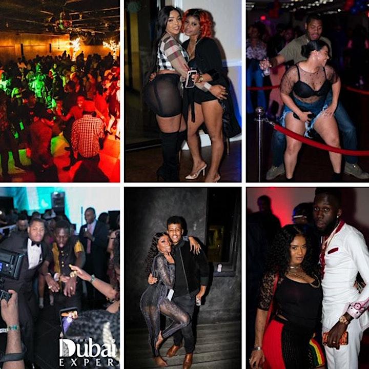 DJ Flipwave's 5th Annual Birthday Bash Afro-Caribbean Saturdays Edition image