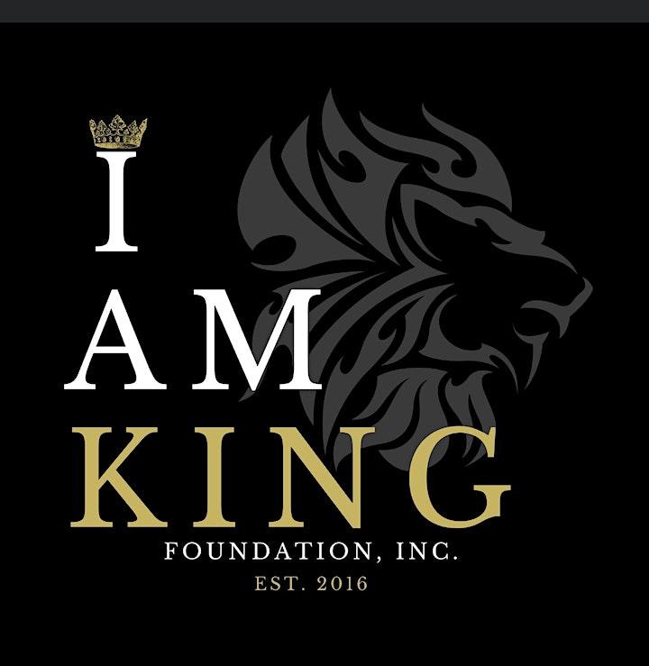 I Am King Fundraiser & Scholarship Summer Soiree image