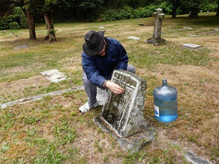 Headstone Preservation Project image