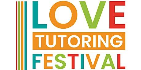Love Tutoring Festival tickets