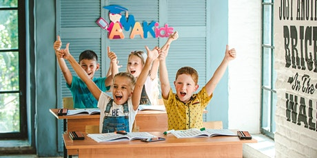 Free Mental Arithmetic Trial Class for Children 6-16 Years Old tickets