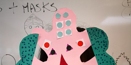 Make It Yours Workshop: Who am I? Mask Making tickets
