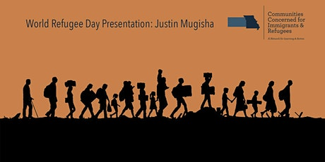World Refugee Day Presentation: Justin Mugisha tickets