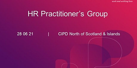 HR Practitioner's Group Tickets