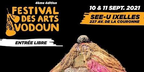 Festival des Art Vodoun 4iéme Edition billets