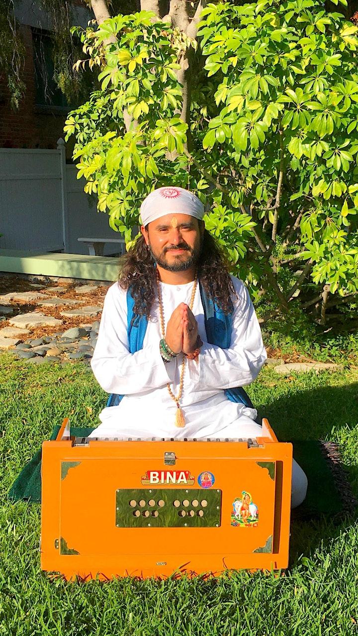 LIVESTREAM   Devotional Chanting for Deep Meditation and Healing image