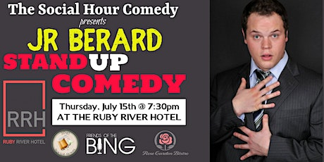 Comedy Night at The Ruby with JR Berard tickets