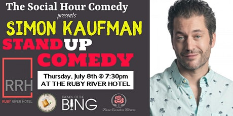 Comedy Night at The Ruby with Simon Kaufman tickets