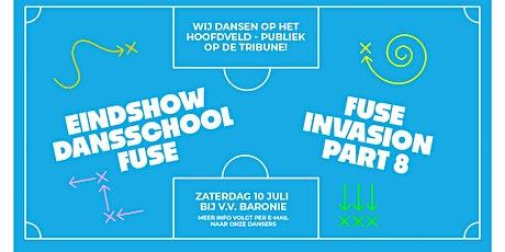 Fuse invasion - part 8 • Show  2 • 15.00-16.30 tickets