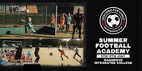Summer Football Academy w/ Coaching4Christ tickets
