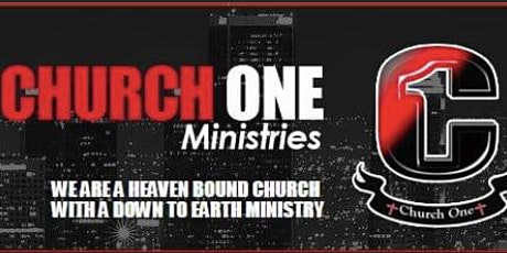 Church One Ministries Sunday Service tickets