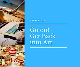 Get Back into Art! tickets