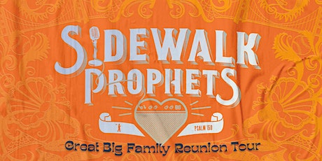 Sidewalk Prophets - Great Big Family Reunion Tour - Schenectady, NY tickets