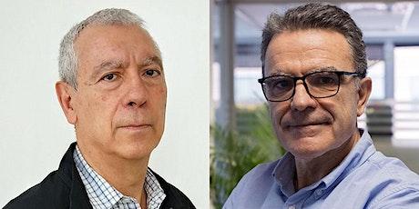 CCCB-Conversa amb Rafael Vilasanjuan i Miguel Pajares entradas