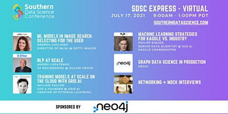 Southern Data Science Conference Express entradas