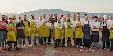 Italian Chef Charity Night 2021 biglietti