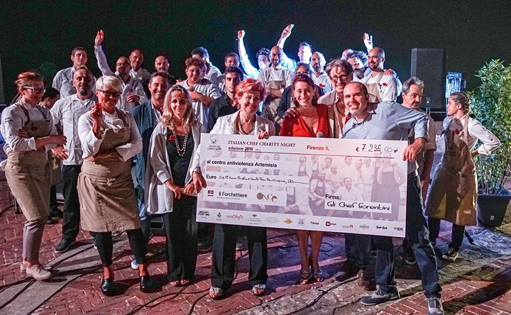 Immagine Italian Chef Charity Night 2021