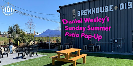 Daniel Wesley at The 101 (Sunday Pop Up - 5:30PM SHOW) tickets