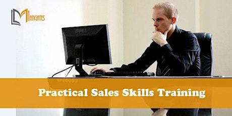 Practical Sales Skills 1 Day Virtual Live Training in Teesside tickets