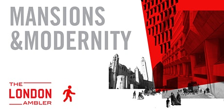 MANSIONS & MODERNITY - The Architecture of Victoria (070821) tickets