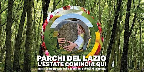 #ViviparchideLazio - Laboratori G.Eco alla Riserva di Tor Caldara tickets