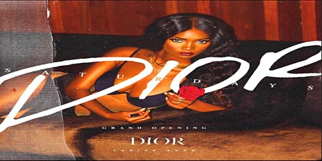 Welcoming Back Dior Saturdays tickets
