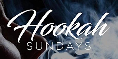 HOOKAH  SUNDAYS tickets
