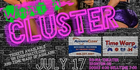 FTC wrestling presents: What a Cluster tickets