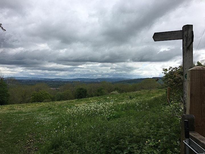 Coopers Hill 10mile Guided Trail Run image