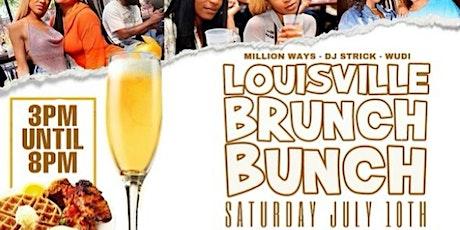 Louisville Brunch Bunch  - July 2021 tickets