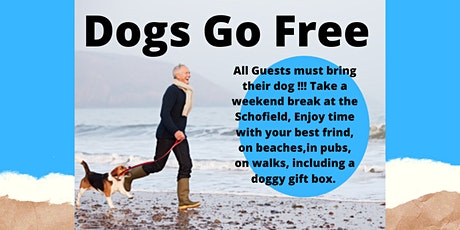 Dogs Go Free Weekend tickets