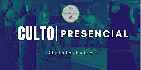Copy of Copy of Culto Presencial 24.6.21 tickets