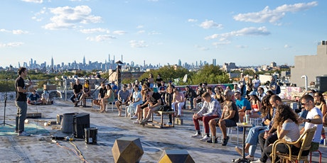 A (Rooftop) Comedy Show with The Tiny Cupboard tickets