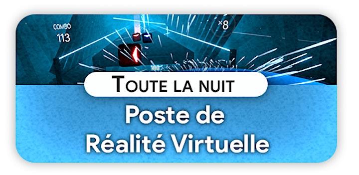Image pour Retrouvaille Nocturne Galaxy Geek