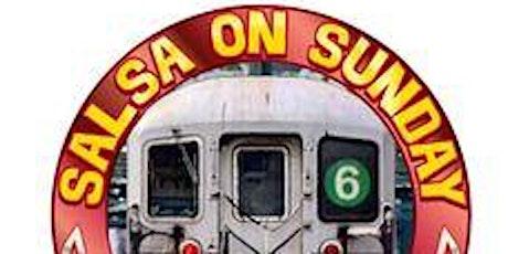 """SOS"" Salsa on Sunday C'on Sabor tickets"