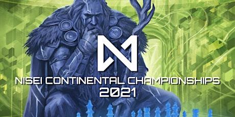 2021 NISEI: APAC Continental Championship tickets