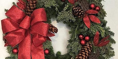Fresh Winter Wreath II tickets