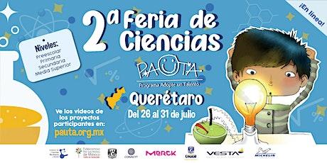Feria PAUTA Querétaro 2021 boletos