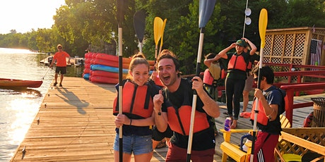 SOLD OUT: Paddle the Potomac: An Alternative Happy Hour with Outdoor Afro! tickets