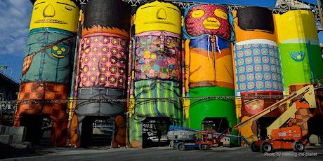 O GRAFITE BRASILEIRO NO MUNDO | TOUR VIRTUAL ingressos