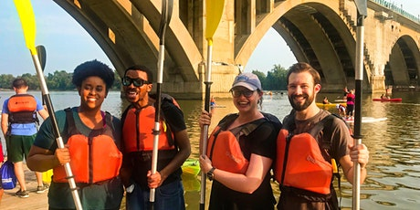 Paddle the Potomac: An Alternative Happy Hour tickets