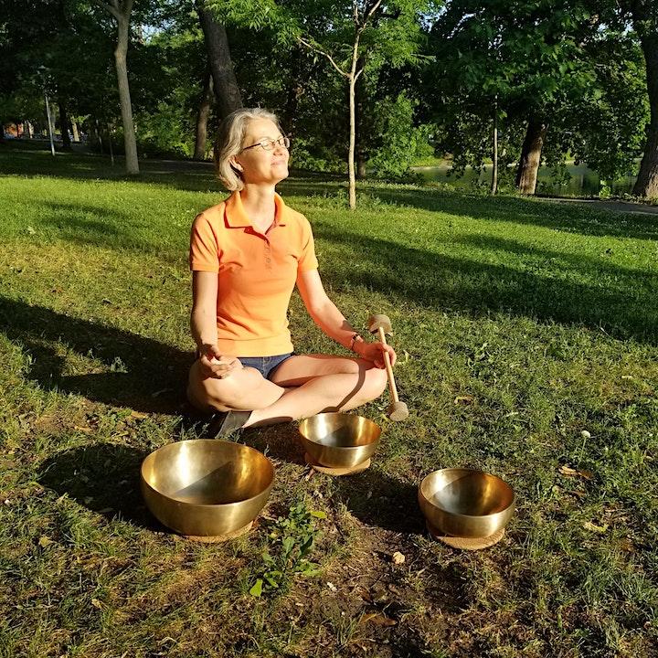 Image de Bonnes vibrations matinales au Parc La Fontaine - Montréal